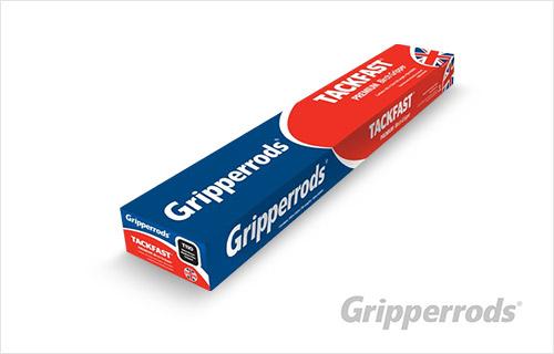 All new Gripperrods Gripper Packaging