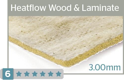 Underlay For Underfloor Heating Low, What Is The Best Underlay For Laminate Flooring With Underfloor Heating
